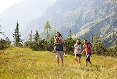 Pěší turistika Dachstein West