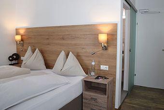 Premium Doppel Zimmer