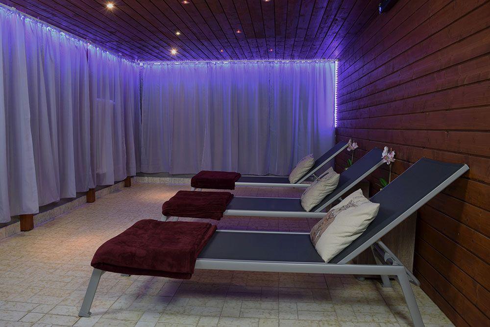 Erholung relax lounge