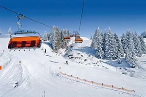 Hotel Skiurlaub Dachstein West