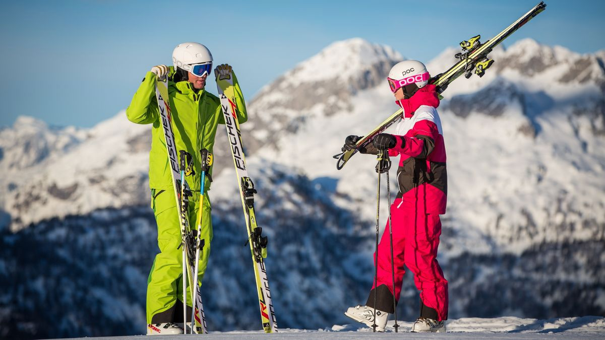 ski holiday dachstein west